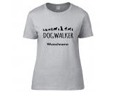Taschen & RucksäckeBauchtaschenHundesport T-Shirt -Dogwalker-