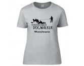 Für TiereHundenapf & KatzennapfHundesport T-Shirt -Dogwalker 2