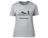 Taschen & RucksäckeBauchtaschenHundesport T-Shirt -Dogwalkerin