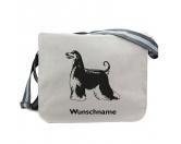 Bekleidung & AccessoiresHundesportwesten mit Hundemotiven inkl. Rückentasche MIL-TEC ®Afghane - Canvas Schultertasche Messenger mit Namen