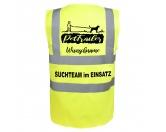 Bekleidung & AccessoiresSoftshell Fleece Warnwesten & SicherheitswestenHundesport Warnweste Sicherheitsweste: Pettrailer 2