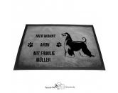 Bekleidung & AccessoiresHundesportwesten mit Hundemotiven inkl. Rückentasche MIL-TEC ®Afghane 1 - Fußmatte - Schmutzfangmatte - 40 x 60 cm