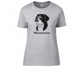 Warnwesten & SicherheitswestenWarnwesten mit Hunderasse MotivenGroßer Schweizer Sennenhund 2 - Hunderasse T-Shirt