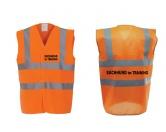 Bekleidung & AccessoiresHundesportwesten mit Hundesprüchen inkl. Rückentasche MIL-TEC ®Hundesport Warnweste Sicherheitsweste: Suchhund 2