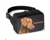 Taschen & RucksäckeCanvas Tasche HunderasseVizsla Bauchtasche - mit Wunschname