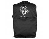 Bekleidung & AccessoiresHundesportwesten mit Hundemotiven inkl. Rückentasche MIL-TEC ®Labradoodle 2 - Hundesportweste mit Rückentasche MIL-TEC ®