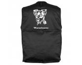 Taschen & RucksäckeCanvas Tasche HunderassePinscher Miniatur - Hundesportweste mit Rückentasche MIL-TEC ®