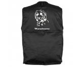 Bekleidung & AccessoiresHundesportwesten mit Hundemotiven inkl. Rückentasche MIL-TEC ®Labradoodle 1 - Hundesportweste mit Rückentasche MIL-TEC ®