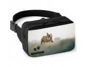 Schmuck & AccessoiresSchmuck für KatzenfansBulldogge Bauchtasche - mit Wunschname