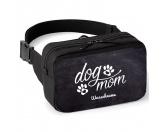 Für TiereKühlartikel für HundeDog Mom Bauchtasche - mit Wunschname