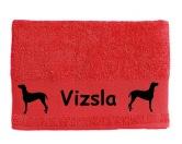 Tiermotiv Tassen3D Tassen HundeHandtuch: Vizsla 1