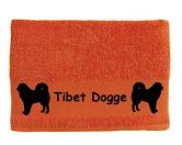 Für Menschen% SALE %Handtuch: Tibet Dogge - Do Khyi 2