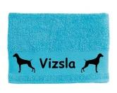 Tiermotiv Tassen3D Tassen HundeHandtuch: Vizsla 2