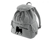 The Mountain FaceThe Mountain-Shirts HundeCanvas Rucksack Hunderasse: Mops 1