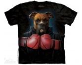 WohnenKissen & KissenbezügeThe Mountain Shirt Boxer - Rocky