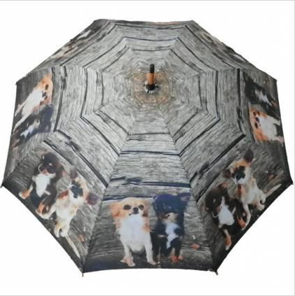 regenschirm chihuahua 2 regenschirme tierisch tolle geschenke. Black Bedroom Furniture Sets. Home Design Ideas