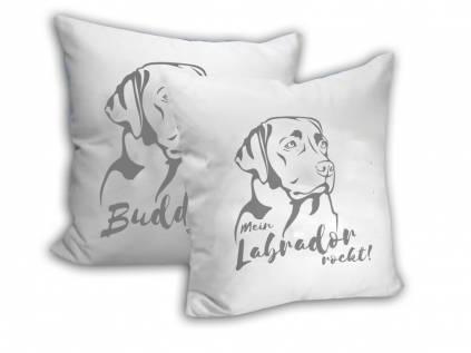 Kissen & KissenbezügeKissenbezug: Labrador