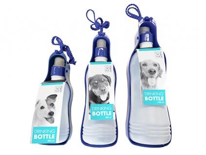 Wasser- & Futternäpfe für Hunde & KatzenDOG BOTTLE- die Hundetrinkflasche für unterwegs, 300ml