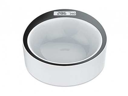 Wasser- & Futternäpfe für Hunde & KatzenYUMI Smart Bowl - elektronischer Hunde- und Katzennapf mit Waage