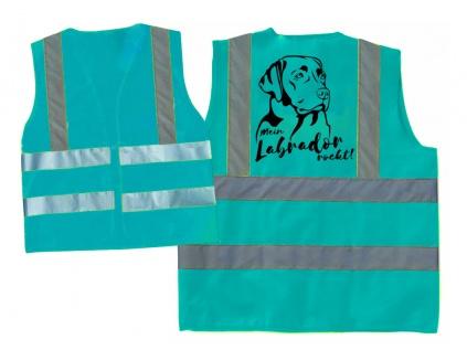 Labrador Fan KollektionHundesport Warnweste: Labrador