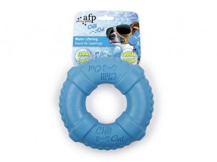 Spielzeuge für HundeChill Out - Water LifeRing -blau- schwimmfähiges Hundespielzeug