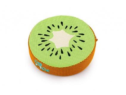 Kühlartikel für HundeChill Out - Kiwi Flyer Hundespielzeug mit Schwamm